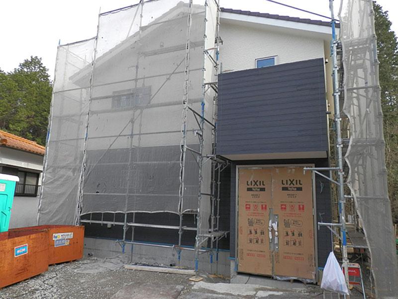 新築施工例01豊田市・Y様邸新築工事